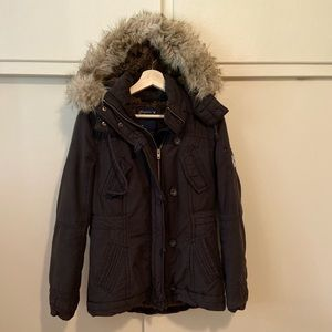 American Eagle Parka Jacket